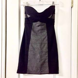 Strapless Chic Dress