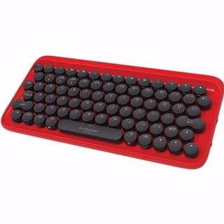 Wireless Mechanical Backlit Keyboard Elysium Dot -  With Box & Warranty