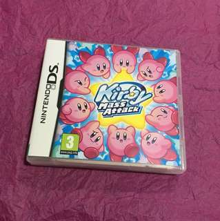 Nintendo DS - Kirby Mass Attack