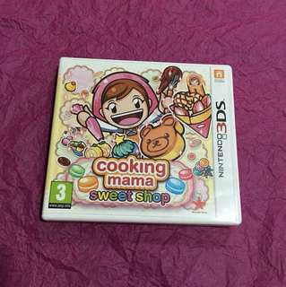 Nintendo 3DS - Cooking Mama : Sweet Shop