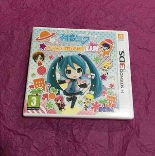 Nintendo 3DS - Hatsune Miku : Project Mirai DX