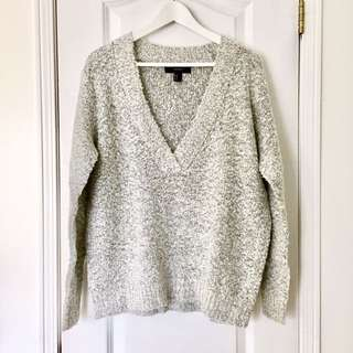 F21 Cozy Loose-Fit Sweater