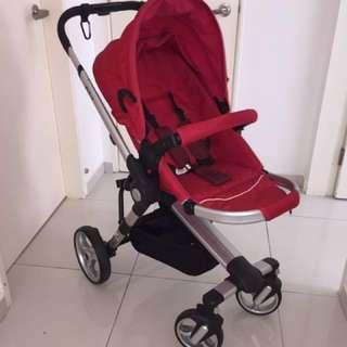 Pre-loved Stroller Halford Zuzz 4