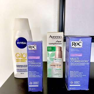 Skin Care Package Deal