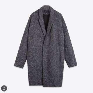 OAK + FORT Coat 1022 sz. Large