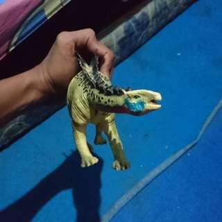 Mainan dinosaurus