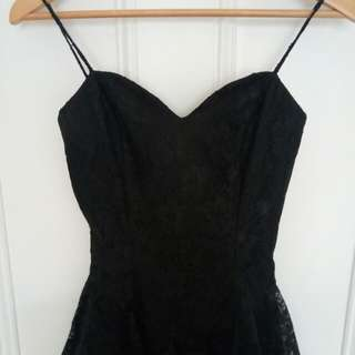 Sexy lace LBD