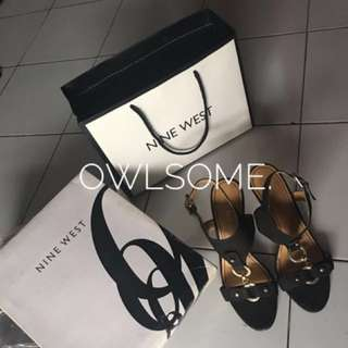 High Heels Nine West Authentic Size 39