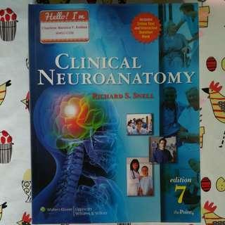 Clinical Neuroanatomy by Snell