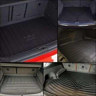 Customized Audi Trunk Mat