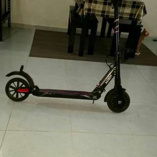 E scooter Mobot (old model)