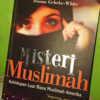 #preloved Buku Misteri Muslimah