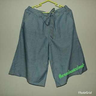 Paldo Soft Denim Square Pants