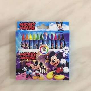 Children's Birthday Party Goodies Bag gift - Crayon