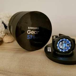 Samsung Gear3 手錶