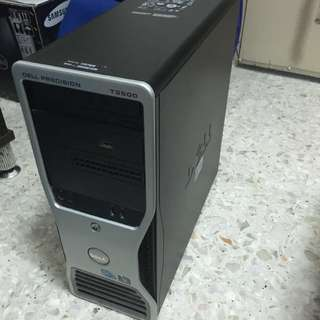 Dell Precision T3500 - Tower