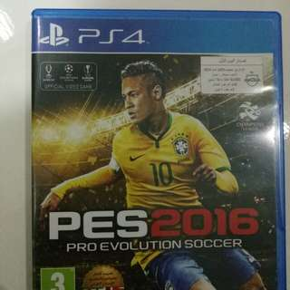 Kaset PS4 Ori PES 2016