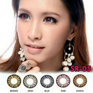 Softlens Korea Kode SR05-SR08