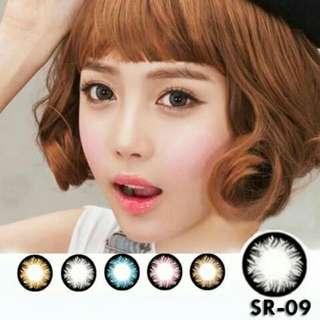 Softlens Korea Kode SR09-SR10