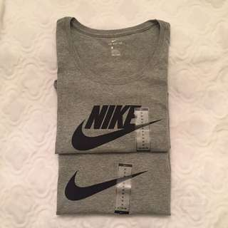 Two Nike Tees