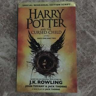 Harry Potter And The Cursed Child
