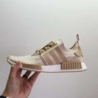 Good condition! Authentic Adidas nmd r1 prime knit for sale