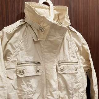 Mango Autumn-winter trench coat/ parka/ jacket