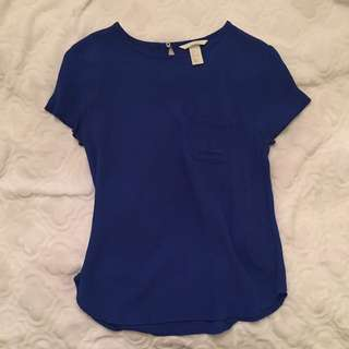 H&M Short sleeve Blouse