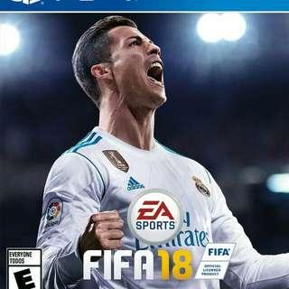 [WTB] PS4 FIFA 18 & NBA 2K18