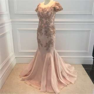 Beaded Party Gown