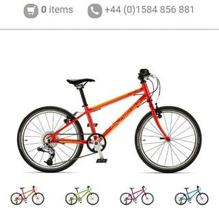 Looking for preloved Islabike for my 6yr old