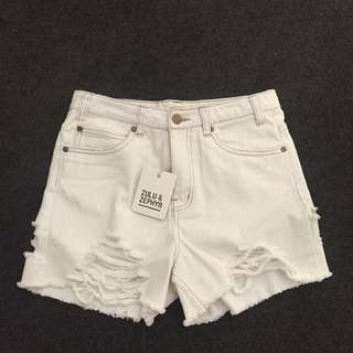 Zulu And Zephyr Shorts