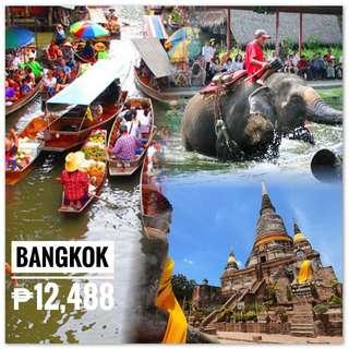 BANGKOK PACKAGE TOUR SALE
