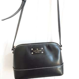 Kate spade black small bag