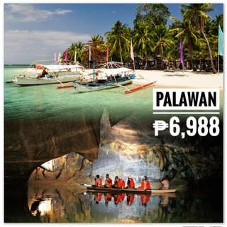 PALAWAN PACKAGE TOUR SALE