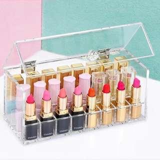 Australia Wide Free Shipping Dust Proof Lipsticks Organiser