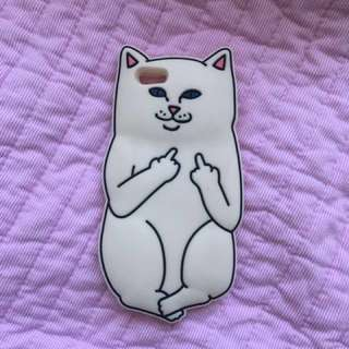 Cat iPhone 6-6s cover