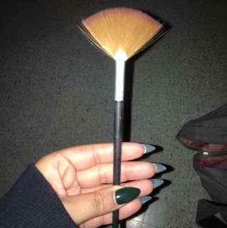 Brand new fan brush