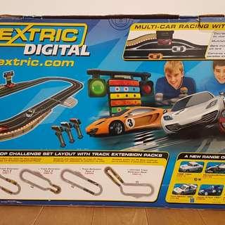 Scalextric Digital Slot Car Racing
