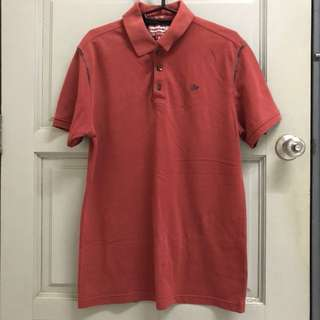 UNIONBAY Classic Polo Tee (Apple Red)