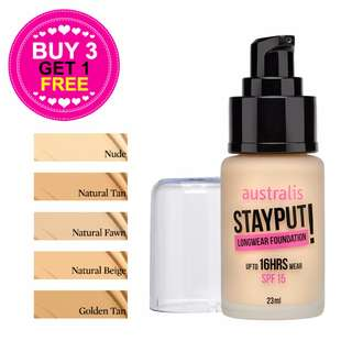 Australis Stayput Foundation