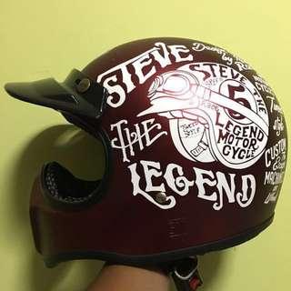HBC Helmet Full Face