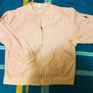 粉色飛行外套#外套特賣#四百不著涼