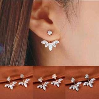 Diamond Crystal Earrings
