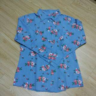 Florally Top