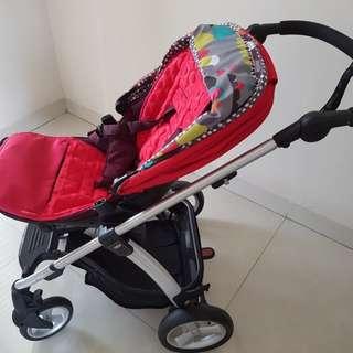 Mamas & papas sola 2 stroller