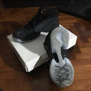 Jordan XXX Jordan 30 black cat Basketball shoes US9.5