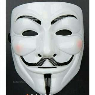 MASK---V怪客面具