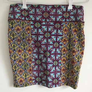 Billabong Skirt Size 10