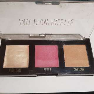 Forever21 Face Glow Palette
